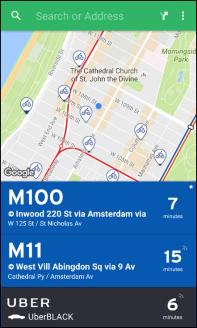 transit app image